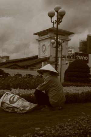 Municipal gardener